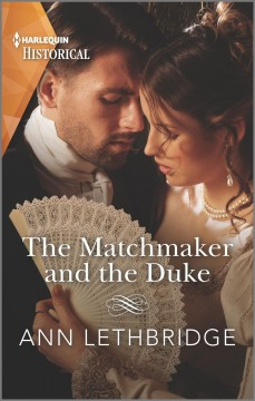 The matchmaker and the duke cover image