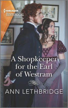 A shopkeeper for the Earl of Westram cover image