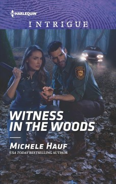 Witness in the woods cover image