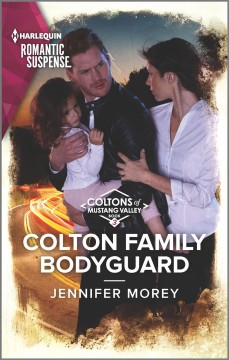 Colton family bodyguard cover image
