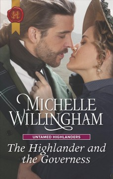 The highlander and the governess cover image