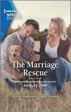 The marriage rescue cover image