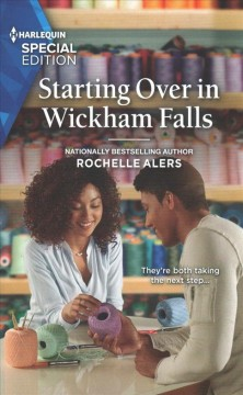 Starting over in Wickham Falls cover image