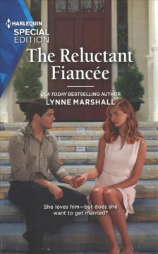 The reluctant fiancée cover image