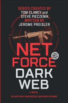 Net force : dark web cover image
