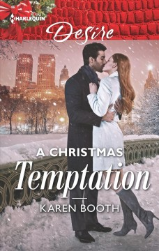 A Christmas temptation cover image