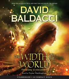 The width of the world cover image