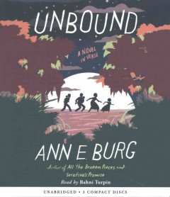 Unbound a novel in verse cover image