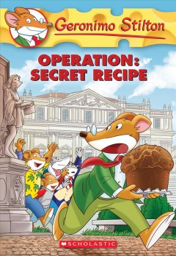 Operation: secret recipe cover image
