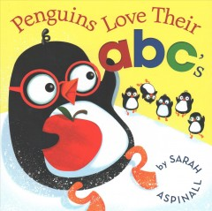 Penguins love their abc's cover image