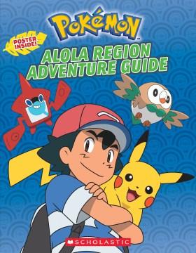 Alola Region adventure guide cover image