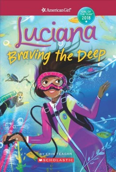 Braving the deep cover image