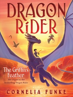 The griffin's feather cover image