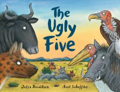 The ugly five cover image