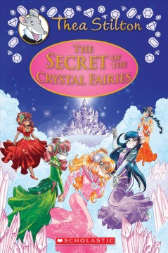 The secret of the crystal fairies cover image