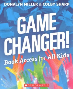 Game changer! : book access for all kids cover image