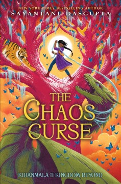 The chaos curse cover image