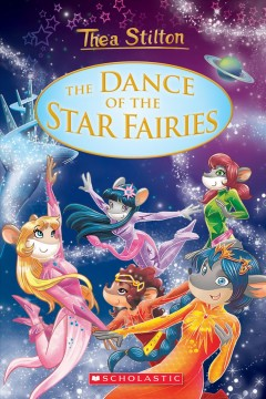 The dance of the star fairies cover image