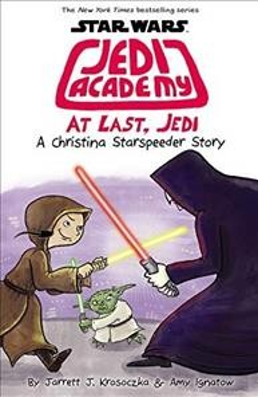 At last, Jedi cover image