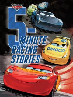 5-minute racing stories cover image