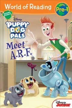 Puppy dog pals. Meet A.R.F. cover image