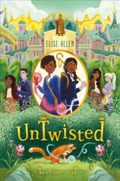 UnTwisted : a Twinchantment novel cover image