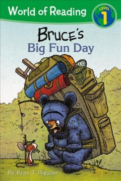 Bruce's big fun day cover image