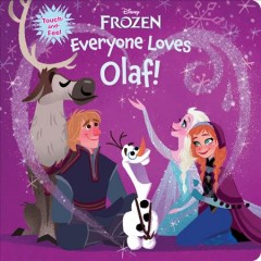 Everyone loves Olaf! cover image