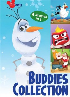 Buddies collection : 4 stories in 1 cover image