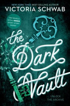 The dark vault : a collection cover image