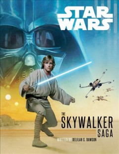 The Skywalker saga cover image