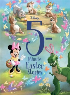 5-minute Easter stories cover image