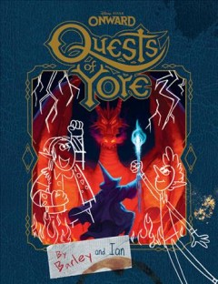 Quests of yore cover image
