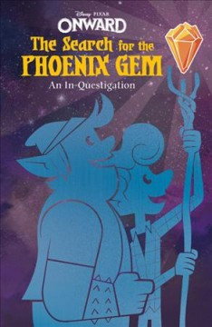 The Search for the phoenix gem : an in-questigation cover image