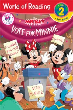 Vote for Minnie cover image