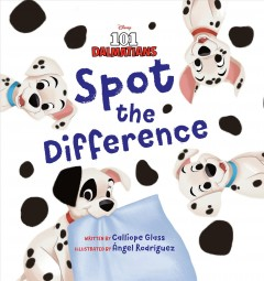 101 Dalmatians : spot the difference cover image