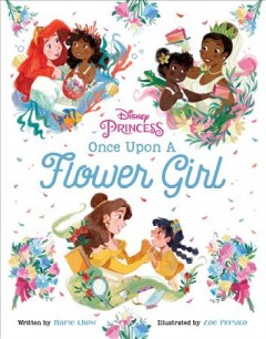 Once upon a Flower Girl cover image