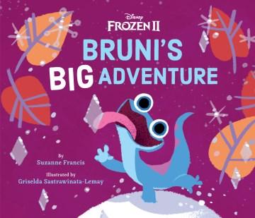 Bruni's big adventure cover image