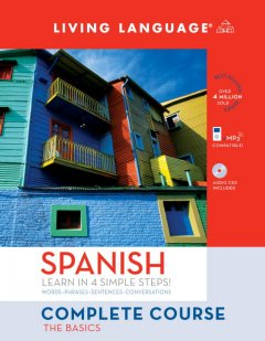 Complete Spanish [the basics] cover image