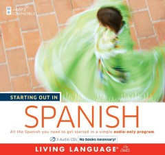 Starting out in Spanish cover image