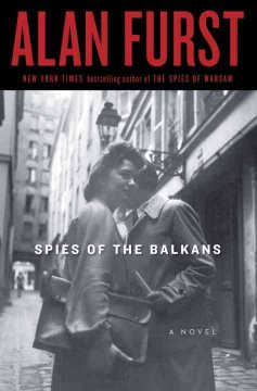 Spies of the Balkans cover image
