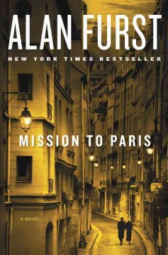 Mission to Paris cover image