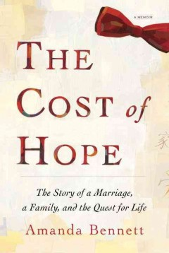 The cost of hope : a memoir cover image