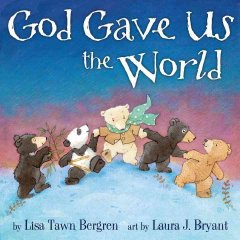 God gave us the world cover image