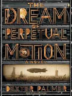 The dream of perpetual motion cover image