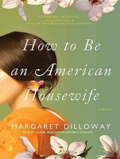 How to be an American housewife cover image