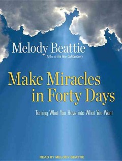 Make miracles in forty days cover image