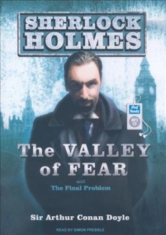 The Valley of Fear and the final problem cover image