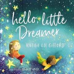 Hello, little dreamer cover image