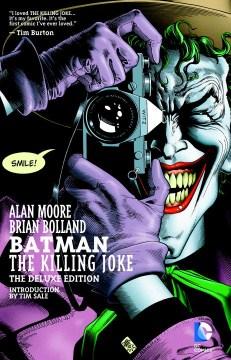 The killing joke cover image